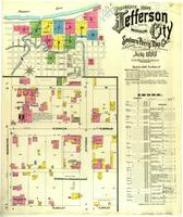 Jefferson City, Missouri, 1898 July, sheet 01
