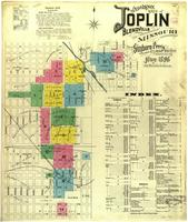 Joplin, Missouri, 1896 August, sheet 01