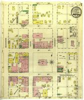 Maryville, Missouri, 1886 February, sheet 1