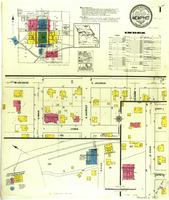Memphis, Missouri, 1921 November, sheet 1