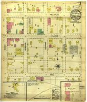 Liberty, Missouri, 1883 September, sheet 1