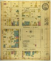 Lamar, Missouri, 1885 July, sheet 1