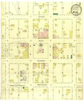 Milan, Missouri, 1886 May, sheet 1