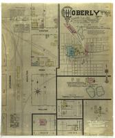 Moberly, Missouri, 1884 May, sheet 1