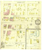 Monroe City, Missouri, 1888 May, sheet 1