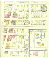 Monroe City, Missouri, 1893 February, sheet 1