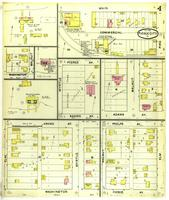 Pierce City, Missouri, 1891 August, sheet 4