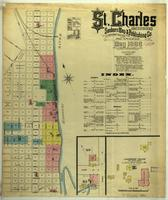 St. Charles, Missouri, 1886 May, sheet 1