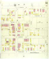 St. Louis, Missouri, 1908 October, sheet 032, Volume Eight