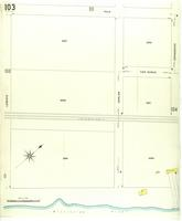 St. Louis, Missouri, 1908 October, sheet 103, Volume Eight