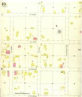 St. Louis, Missouri, 1908 October, sheet 083, Volume Eleven