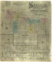 Sedalia, Missouri, 1883 November, sheet 1