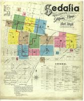 Sedalia, Missouri, 1892 November, sheet 01