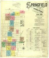 Springfield, Missouri, 1891 June, sheet 01