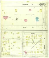Springfield, Missouri, 1891 June, sheet 11