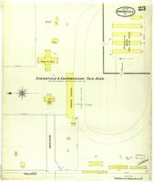 Springfield, Missouri, 1891 June, sheet 23