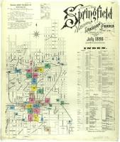 Springfield, Missouri, 1896 July, sheet 01