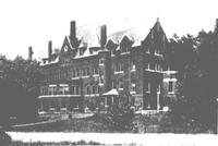 Lathrop Hall, ca. 1900