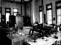 Chemical Lab, ca. 1900