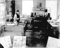 Agriculture Lab, 1903