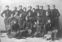 1900 Tiger Football Team