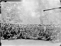 University of Missouri Volunteer Infantry in Spanish American War