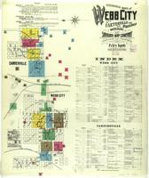 Webb City, Missouri, 1906 February, Index
