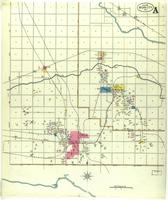 Webb City, Missouri, 1906 February, Map of District