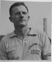 Head Football Coach Frank Broyles