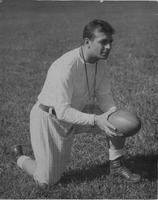 Head Football Coach Frank Carideo