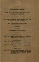Page 121 : 1914 commencement and anniversary program
