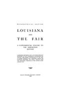 Louisiana and the fair. An exposition of the world, its people and their achievements, volume 11