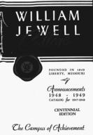 William Jewell College catalog, 1948-1949: announcements 1948-1949