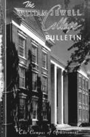 William Jewell College catalog, 1956-1957: announcements 1956-1957