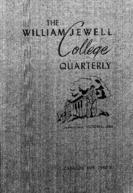 William Jewell College catalog, 1960-1961: Catalog for 1960-1961; announcements for 1960-1961