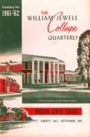 William Jewell College catalog, 1961-1962: announcements 1961-1962