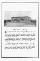 "1915 - ""The New Library"""