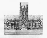 1920 - Planning construction of Memorial Union