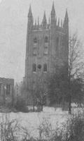 1930 - Memorial Union Tower