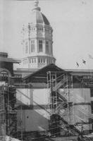 1953 - East wing auditorium addition to Jesse Hall