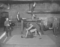 1900 - Section of the Men's Gymnasium