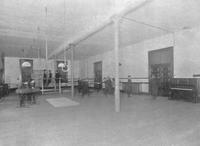 1900 - Section of the Women's Gymnasium