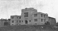 1904 - Construction of Rothwell Gymnasium