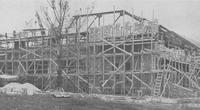 1929 - Construction of Brewer Fieldhouse