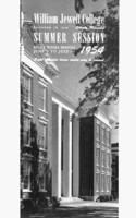 William Jewell College catalog 1954: summer session