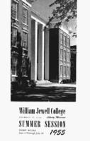William Jewell College catalog 1955: summer session