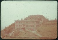 Hiller 09-068: Side building of Purple Mountain Observatory in Nanking
