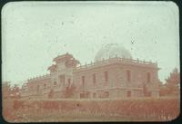 Hiller 09-069: Main building of Purple Mountain Observatory in Nanking