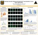 Hydrogen peroxide releasing biomaterials for vascularization in bone tissue regeneration (poster)