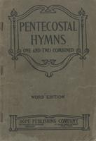 Pentecostal Hymns. One and Two Combined
